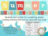 Summer Reading Activity