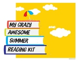 Summer Reading Activity Pack - Goals, Challenge, Incentive