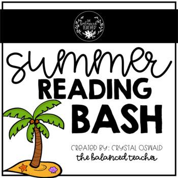 Summer Reading Bash