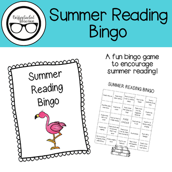 Summer Reading Bingo