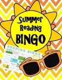 Summer Reading Bingo