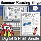 Summer Reading Bingo Digital and Print Bundle