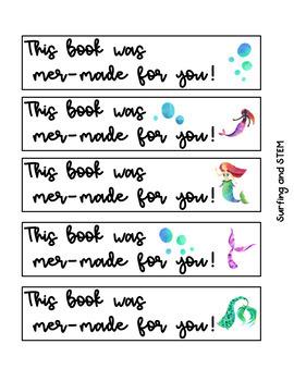 Summer Reading Book Marks