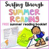Summer Reading Booklet