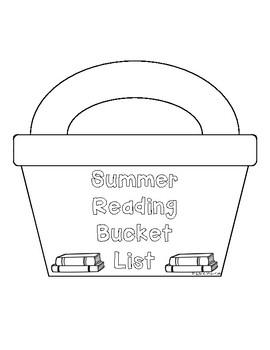 Summer Reading Bucket List