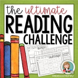 Reading Log Challenge | Activities for Any Book