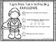 Summer Reading Challenge PLUS Bonus Comprehension Questions