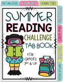 Summer Reading Challenge - Tab Book
