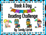 Summer Reading Challenge for Upper and Lower Grades