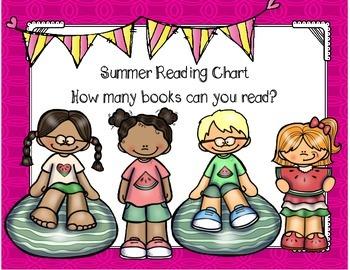FREE Summer Reading Chart