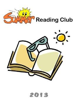 Summer Reading Club 2013