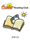 Summer Reading Club 2013