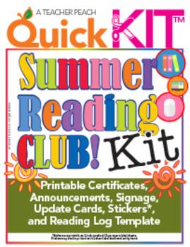 Summer Reading Club Quick Kit™