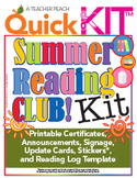 Summer Reading Club Quick Kit™