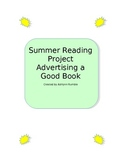 Summer Reading Commerical Project