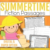 Summer Reading: Summer Activities