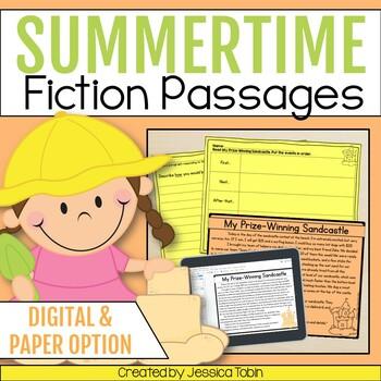 Summer Fictional Reading