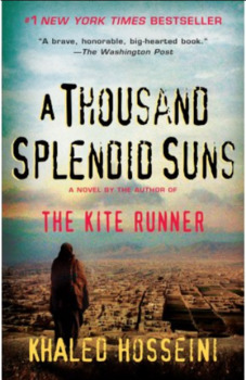 """Dialectical Journals for Hosseini's """"A Thousand Splendid Suns"""" (Summer Reading)"""