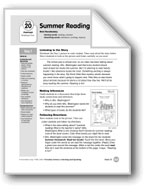 Summer Reading (Everyday Literacy)
