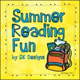 Summer Reading Encourage & Track Practice No Prep Printable Incentive Charts