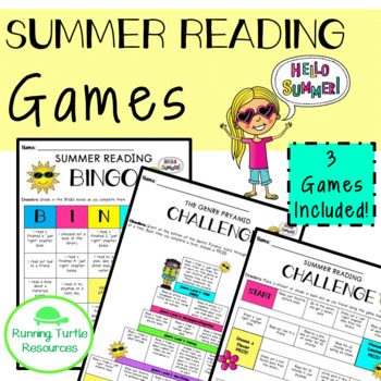 Summer Reading Games
