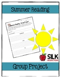 Summer Reading Group Project