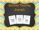 Summer Reading Journal