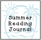 Summer Reading Journal