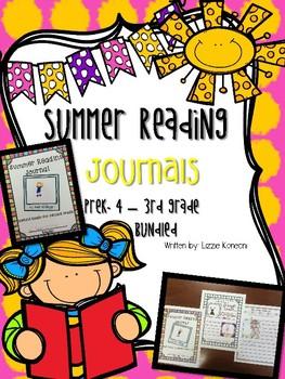 Summer Reading Journals