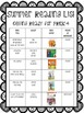 Summer Reading Journals- Getting Ready for PreK 4- 3rd Grade