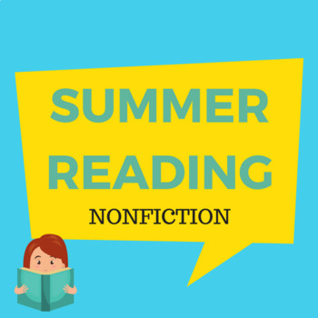 Summer Reading List (nonfiction 9-12)