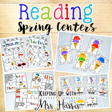 Spring Reading Centers