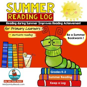 Reading Log for Summer
