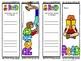 Summer Reading Log & Bookmarks
