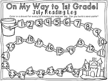Summer Reading Log K-5 {Forever Freebie}