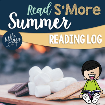 Summer Reading Log {Read S'More}