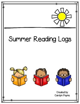 Summer Reading Logs