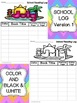 Summer Reading Logs Pack for Home and School-Many Summer Designs
