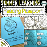 Summer Reading Passport (Single Classroom Use)