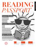 Summer Reading Passport Activity
