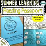 Summer Reading Passport (School-Wide License)