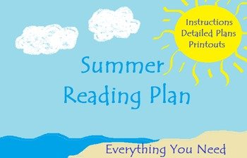 Summer Reading Plan and Materials
