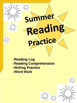 Summer Reading Practice