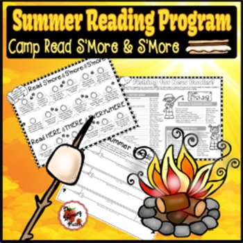 Summer Reading Program: Read S'more Challenge