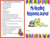 Reading Response Journal Packet