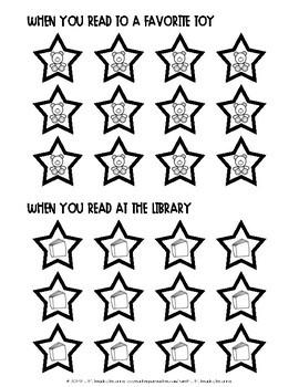 Summer Reading Star