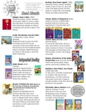 Summer Reading Suggestions for grade K-6