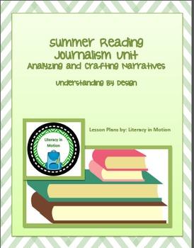 Summer Reading Unit (Optimized for 8th Grade Pre-AP)