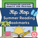 Vocabulary Bookmarks: Fiction And Nonfiction Text CCSS Grades 3-6