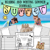 Summer School:  Summer Packet Reading & Writing Journals for K-2